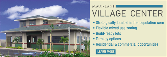 Maui Lani is more than a collection of neighborhoods...it is a community. Please enjoy your time visiting Maui Lani's website.